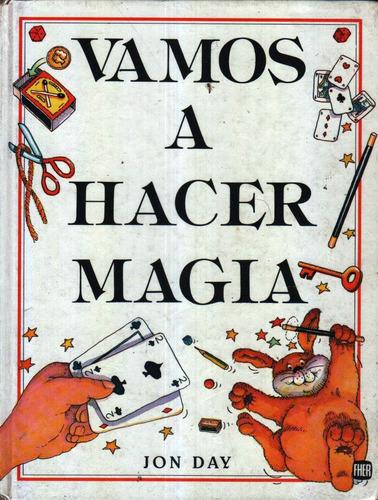 libro de magia - vamos a hacer magia