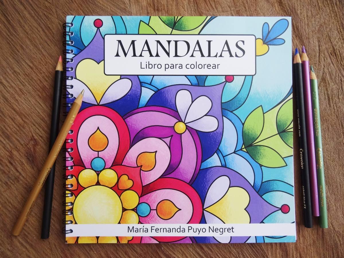 Libro De Mandalas Para Colorear   $ 35.000 en Mercado Libre