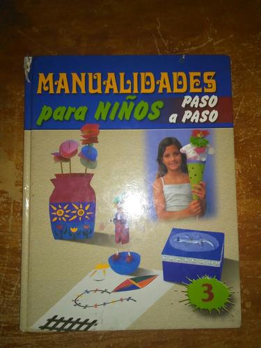 libro de manualidades para niños