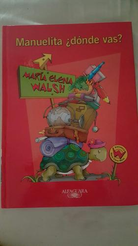 libro de maria elena walsh