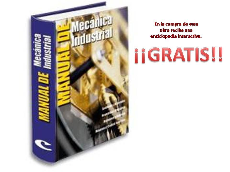 Libro De Mecanica Industrial - $ 1,386.00 en Mercado Libre