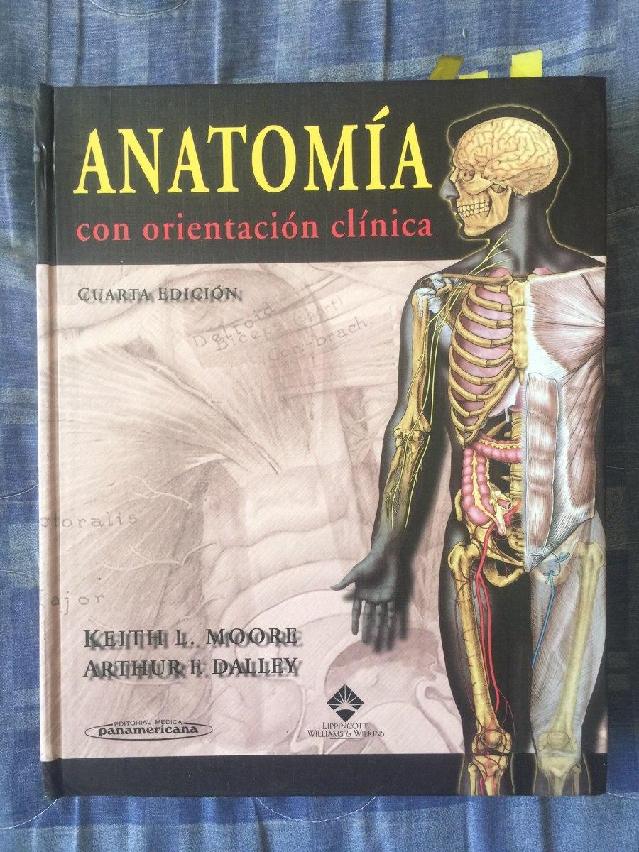 Vistoso Anatomía Moore Dalley Orientado Clínicamente Modelo ...
