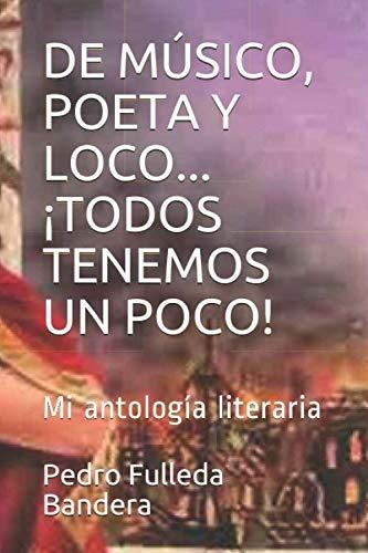 Libro De Músico Poeta Y Loco Todos Tenemos Un Poco