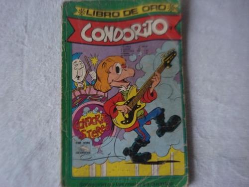 libro de oro condorito comics #40