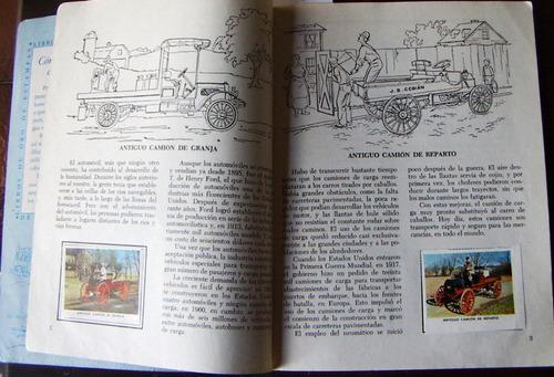 libro de oro de stampas de camiones