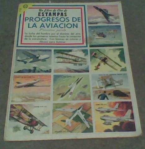 libro de oro novaro progresos de la aviacion