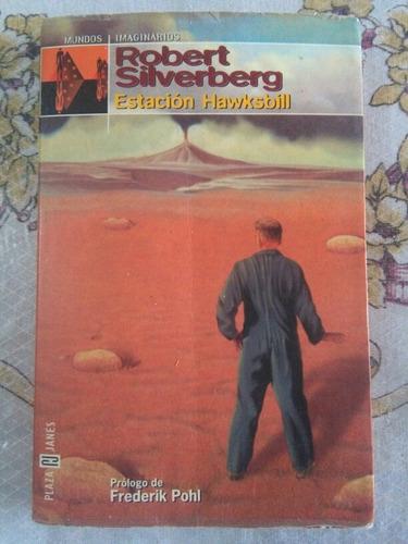 libro de papel estacion haeksbill robert silverberg