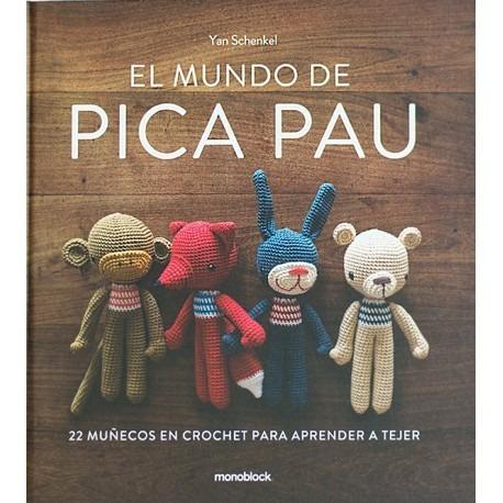 libro de patrones amigurumis el mundo de picapau pdf