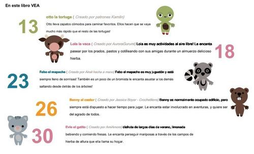libro de patrones amigurumis zoomigurumi 2 pdf
