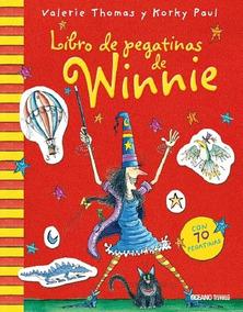 Libro De Pegatinas De Winnie - Paul Korky / Valerie Thomas