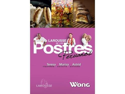 libro de postres peruanos