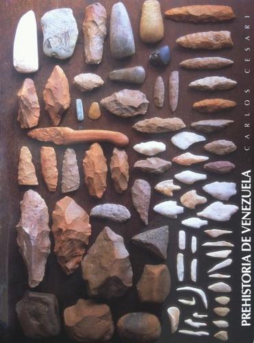 libro de prehistoria de venezuela armitano carlos cesa