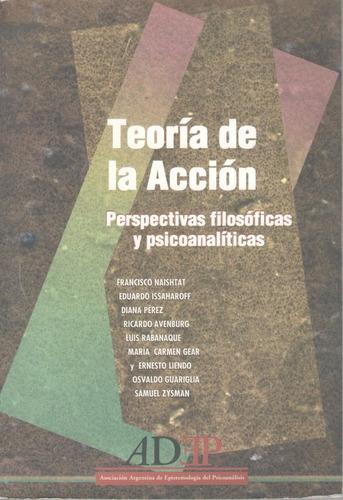 libro de psicología : teoría de la acción - autores vs.