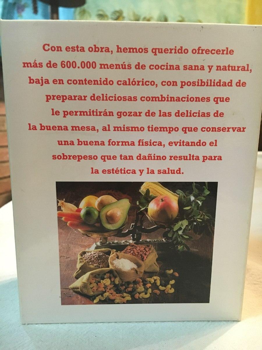 Libro De Recetas 3 Recetario En 1 Cocina Bajo En Calorias Bs