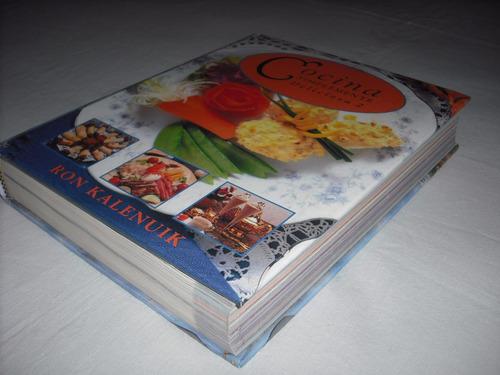 libro de recetas de cocina.-