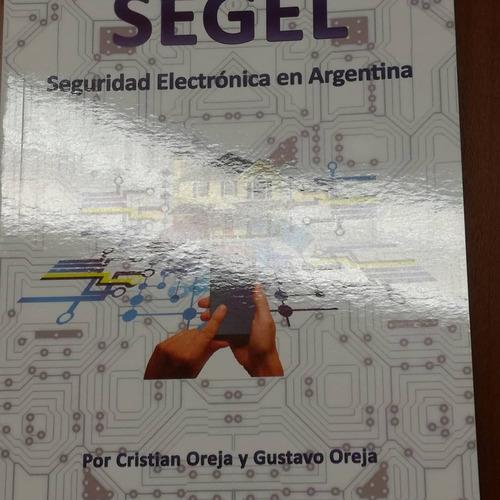 libro de seguridad electronica, segel, con codigo descuento