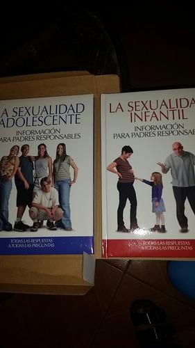 libro de sexualidad adolescente nuevo  muy útil para liceale