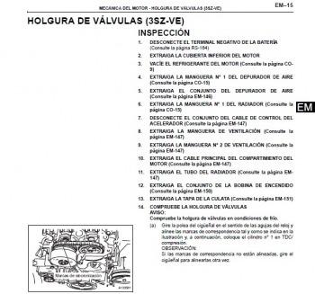 libro de taller daihatsu terios 1997-2005, en español