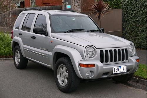libro de taller jeep liberty 2002-2007 español