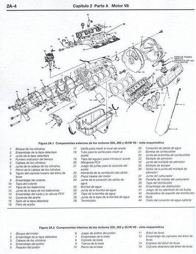 libro de taller mercury colony park, 1975-1987, envio gratis