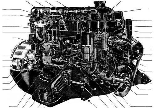 libro de taller motor forson major 1952-1958, envio gratis