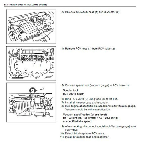 libro de taller suzuki baleno, 1996-2004, envio gratis.
