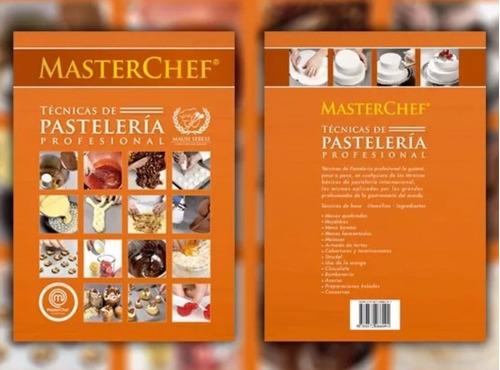 libro de técnicas de pastelería masterchef mausi sebess