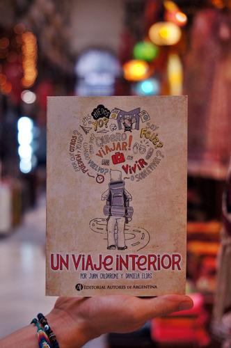 libro de viajes 'un viaje interior'  (versión impresa)