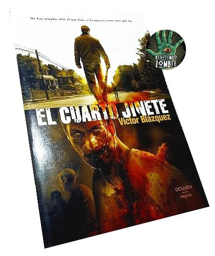 Libro De Zombis El Cuarto Jinete- Victor Blazquez - $ 360,00 en ...
