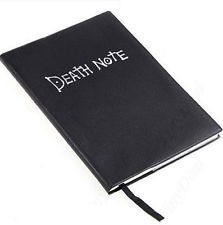 libro death note replica + pluma lapicera del anime