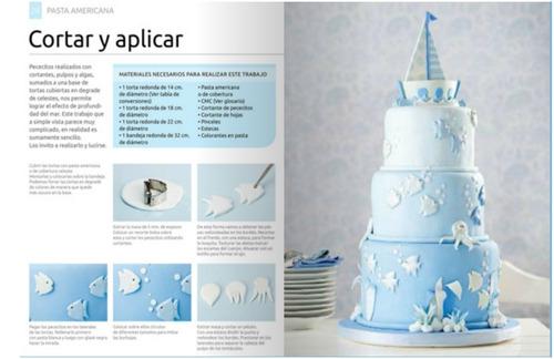 libro decoracion de tortas marcela capó