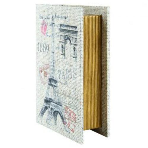 libro decorativo 40974-multicolor