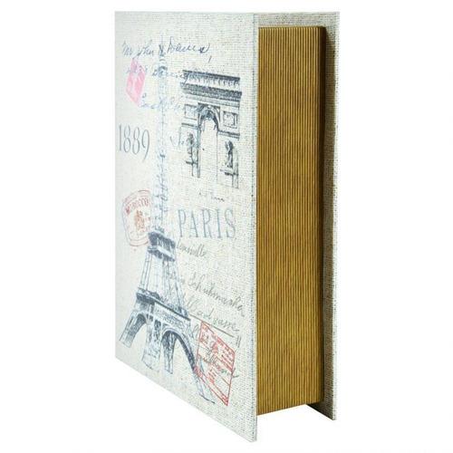 libro decorativo md 40974 lienzomed-multicolor