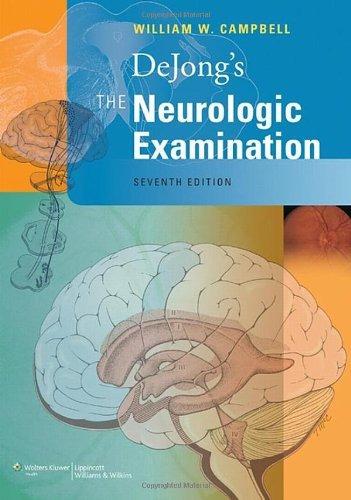 libro dejong's the neurologic examination - nuevo
