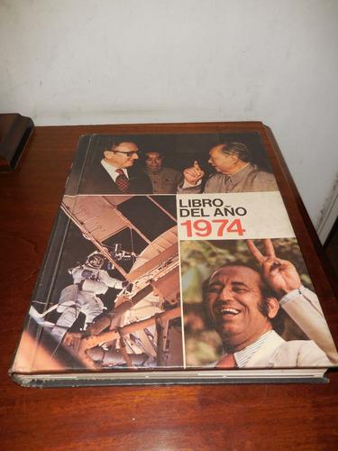 libro del año 1974 editorial grolier hecho en canada