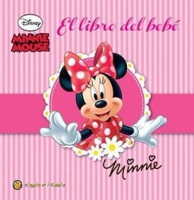 Libro Del Bebé Minnie Mouse Guarda Fotos Recuerdos