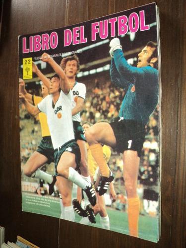 libro del futbol  22 szw