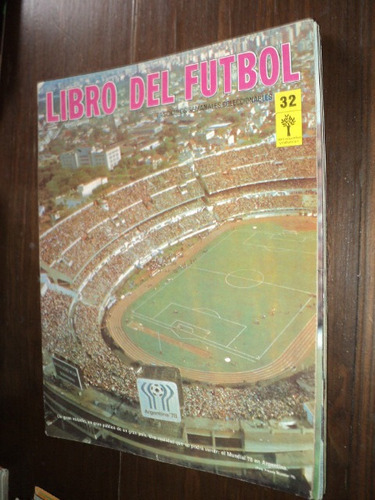 libro del futbol  32 szw