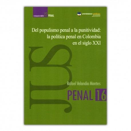 POPULISMO PENAL EBOOK