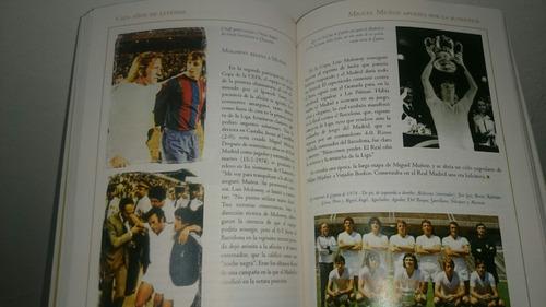 libro del real madrid 100 de leyenda