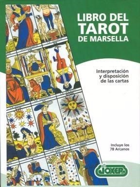 libro del tarot de marsella + cartas - joker - kier