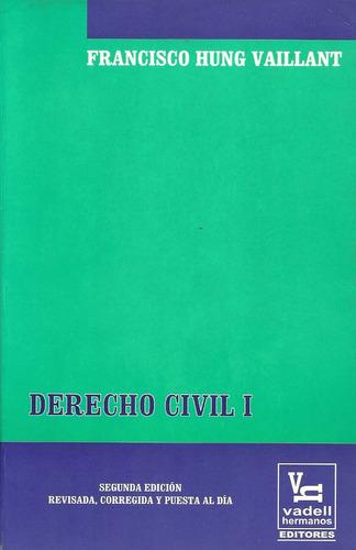 libro derecho civil i, 2da edición, vadell hermanos editores