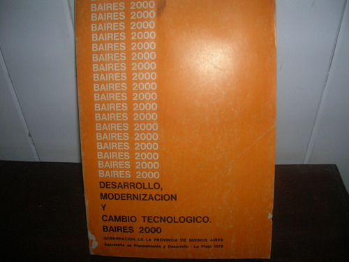 libro desarrollo y modernizacion tecnologica
