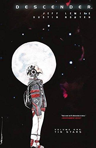 libro descender volume 1: tin stars - nuevo