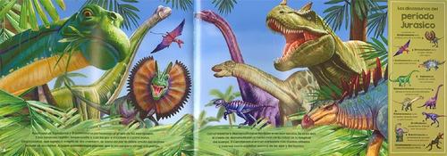 libro. descubre los dinosaurios del mundo. garry fleming