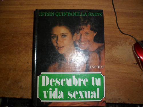 libro descubre tu vida sexual