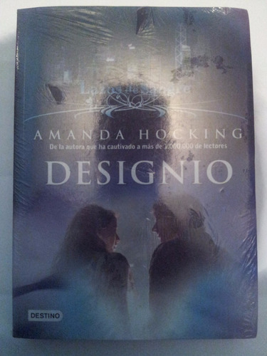libro designio por amanda hocking