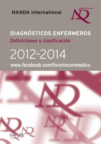 libro diagnósticos enfermeros. definiciones y clasificación.