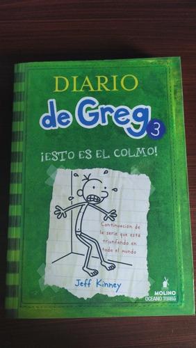 libro diario de greg 3.