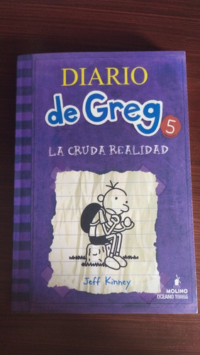 libro diario de greg 5.